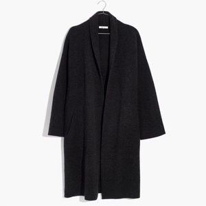 Madewell Rivington Sweatercoat
